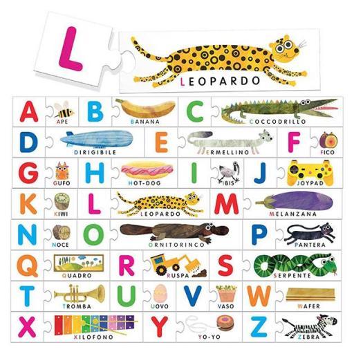 Alfabeto táctil Montessori [1]