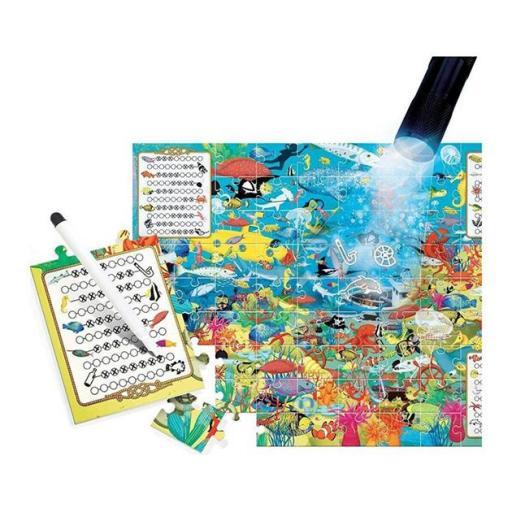 Explore the sea life puzzle [1]