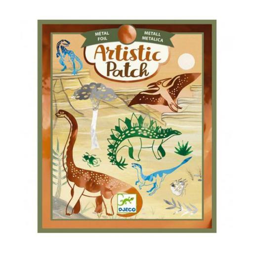 Artistic Patch Dinosaurios