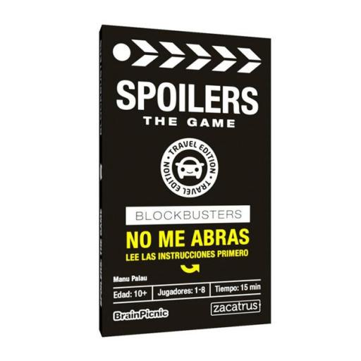 Spoilers. The game (travel edition)