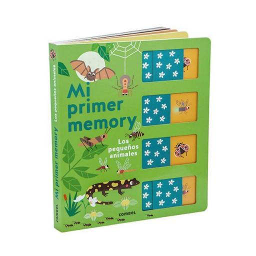 Mi primer memory. Los pequeños animales [0]