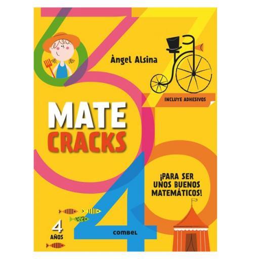 Mate cracks: Para ser unos buenos matemáticos. 4 años
