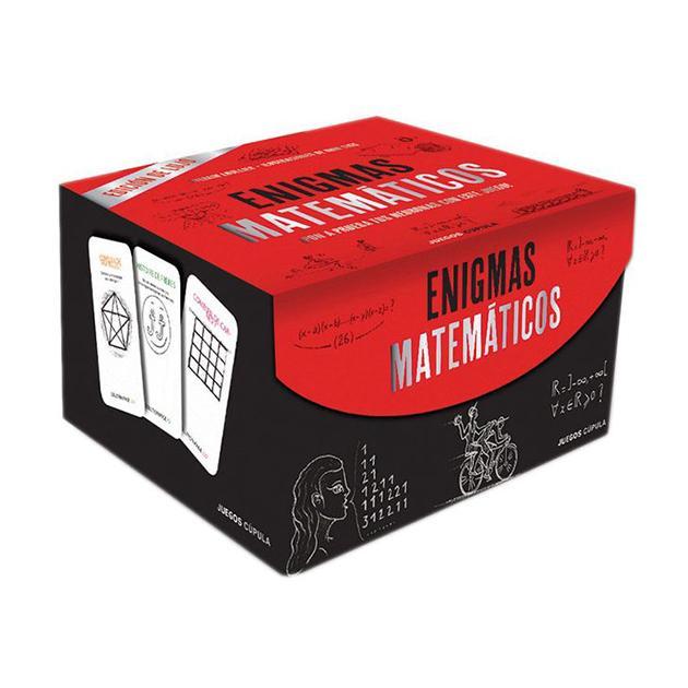 Enigmas matemáticos edición de lujo