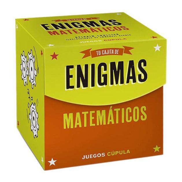 Enigmas matemáticos ed. Bolsillo