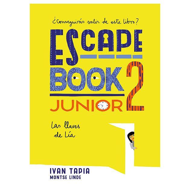 Escape book. Junior 2. Las llaves de Lia