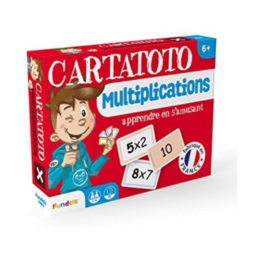 Cartatoto multiplicaciones