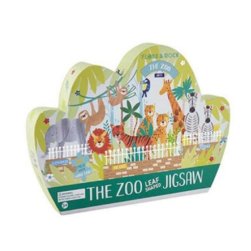 Puzzle zoo 80 piezas