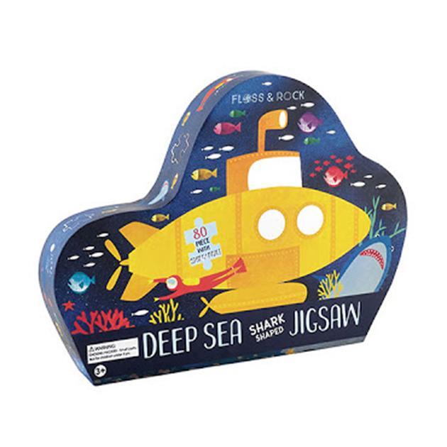 Puzzle deep sea 80 piezas