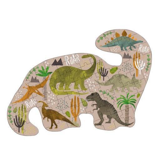 Puzzle dinosaurios 80 piezas [1]