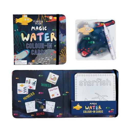 Libro mágico agua. Mundo submarino [1]