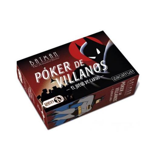 Póker de villanos
