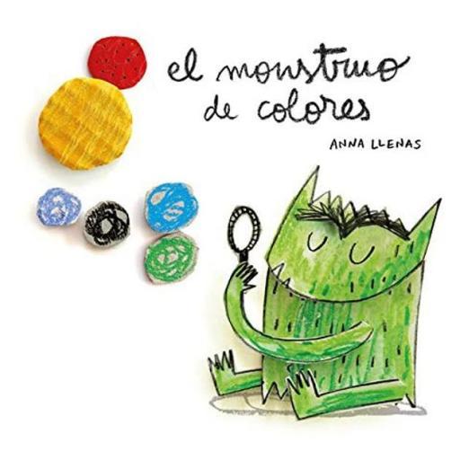 El monstruo de colores (libro mini)