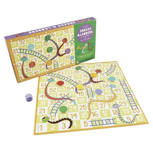 Snakes and ladders [0]