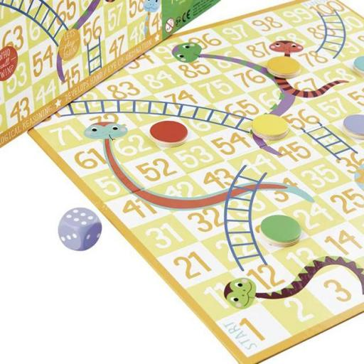 Snakes and ladders [1]