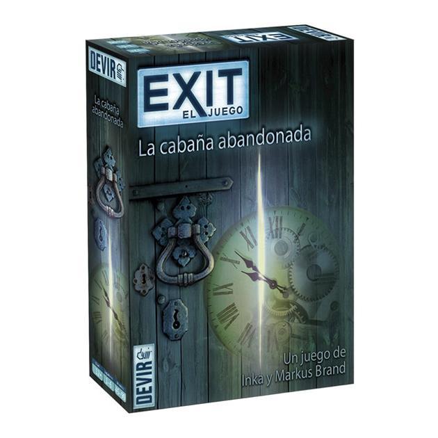Exit. La cabaña abandonada