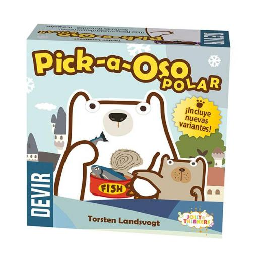 Pick a oso polar [0]