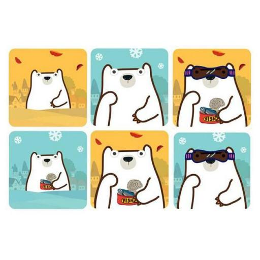 Pick a oso polar [1]