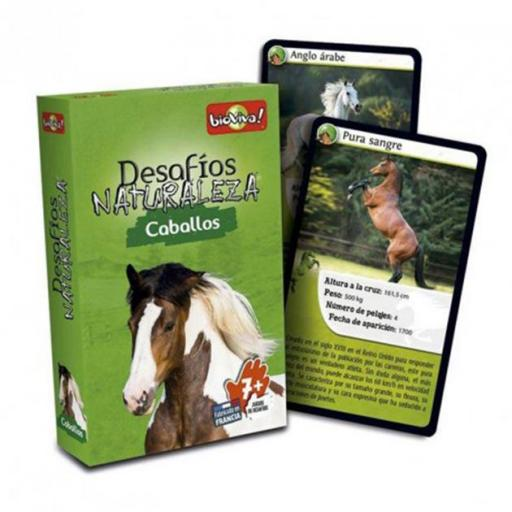 Desafíos naturaleza: caballos