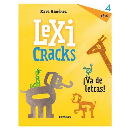 Lexi cracks: Va de letras. 4 años