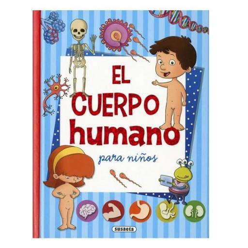 El cuerpo humano para niños
