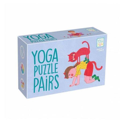 Puzzle parejas yoga