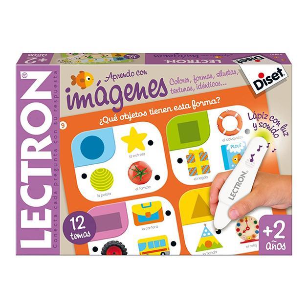 Lectron lápiz aprendo con imágenes