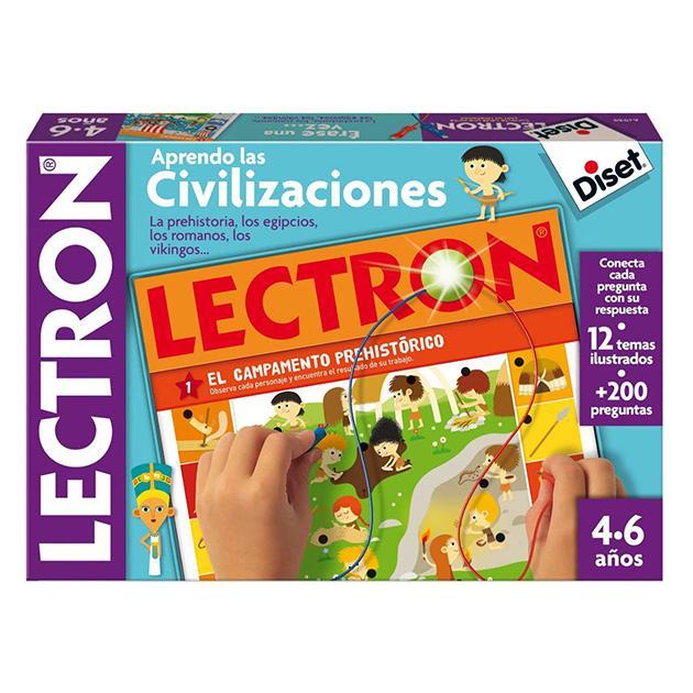 Lectrón aprendo las civilizaciones