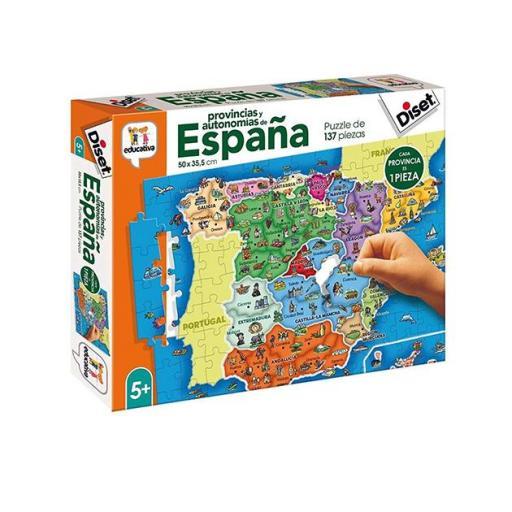 Provincias de España