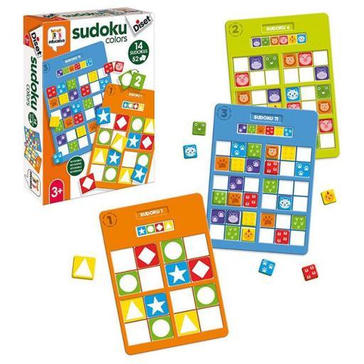 Sudoku colors [1]