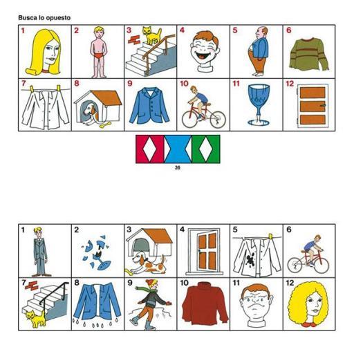 Ejercicios para niños ed. Infantil  [1]