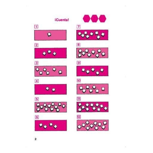 Aritmética 1 números del 1 al 12 [2]