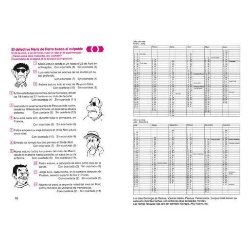 La hora y el calendario  [1]