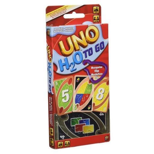 H2o to go: Cartas Uno