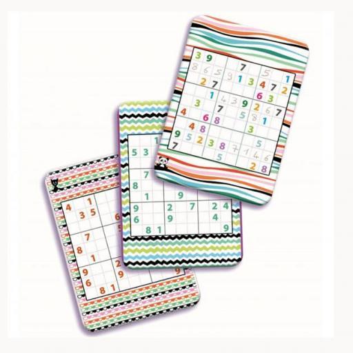Mini logix: sudoku [1]