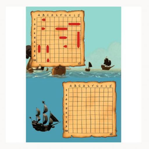 Mini logix: hundir la flota [1]