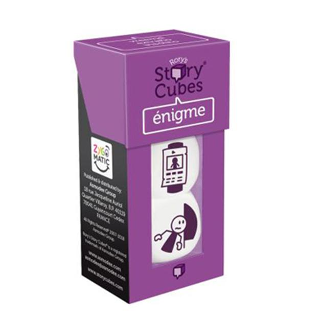 Story Cubes Enigmas