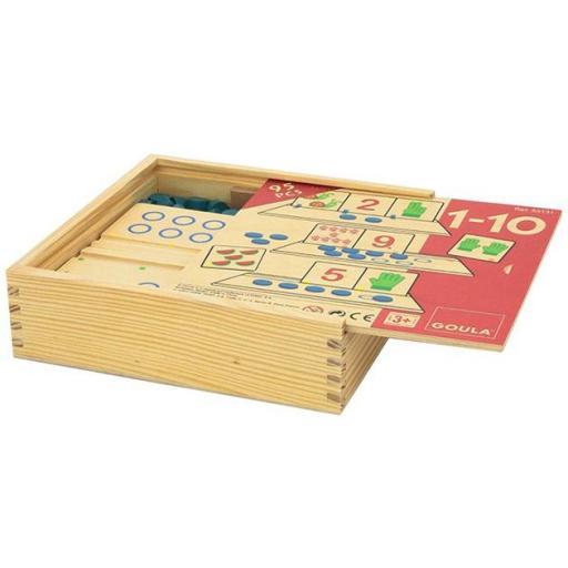 95 piezas sumas del 1 al 10  [1]