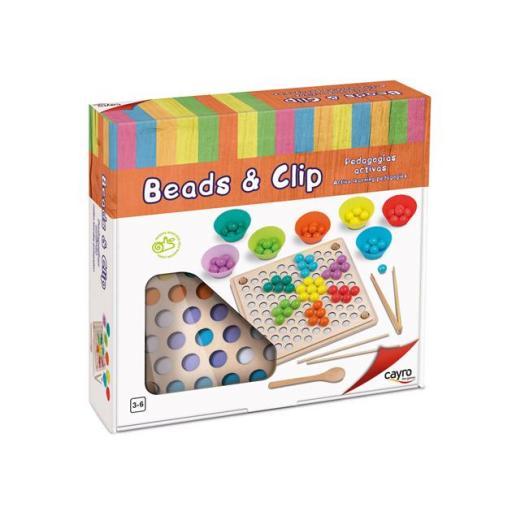 Beads & Clip