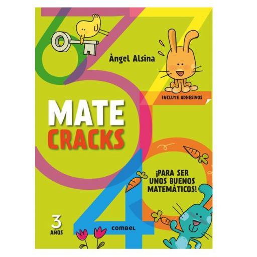 Mate cracks: Para ser unos buenos matemáticos. 3 años