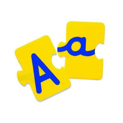 Puzzle alphabet  [2]