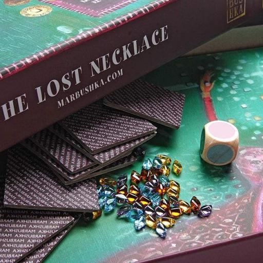 El collar perdido  [1]