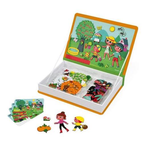 Magnetic book 4 estaciones [1]
