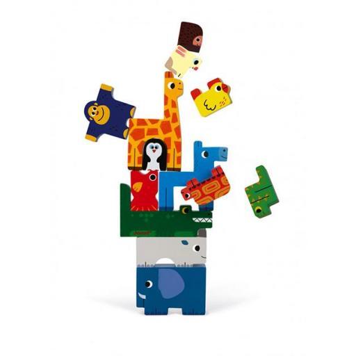 Puzzle balancing [2]