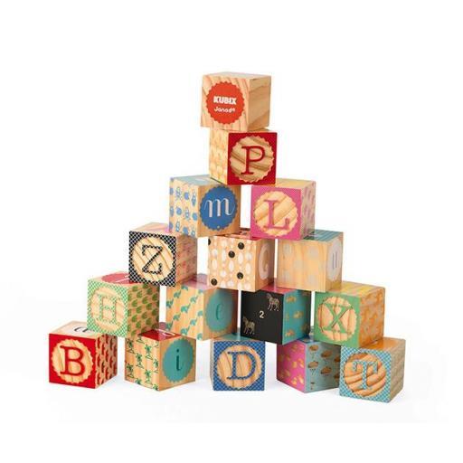 Cubos grabados alfabeto [1]