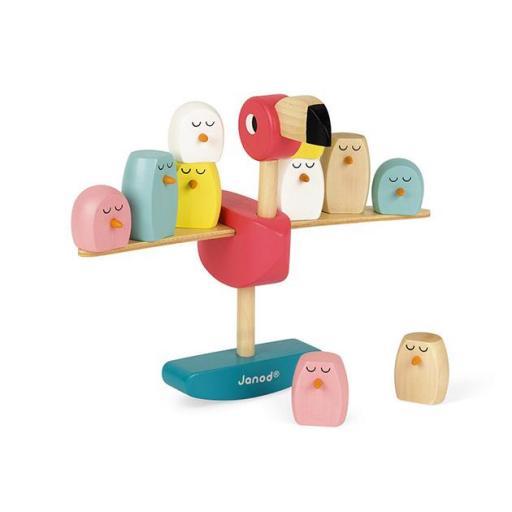 Juego equilibrio pájaros [1]