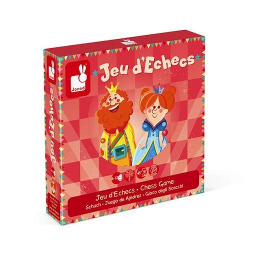 Juego ajedrez para niños