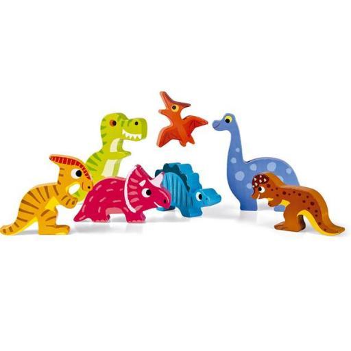 Chunky puzzle dinosaurios [1]