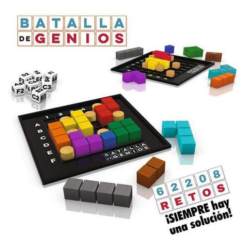 Batalla de genios [1]