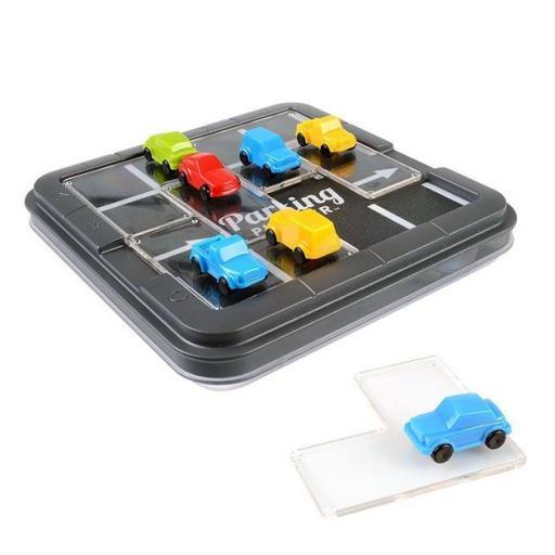 Parking puzzle [1]