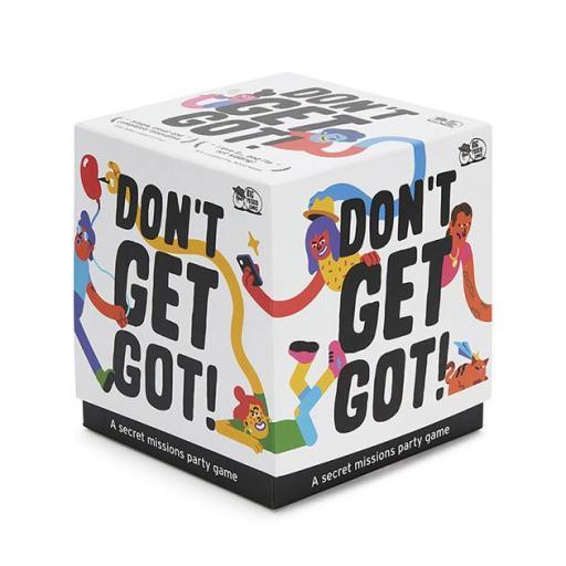 Don´t get got